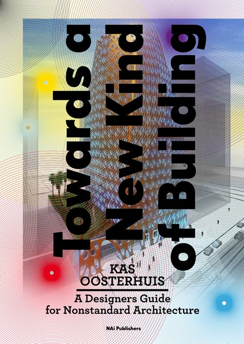 Towards a New Kind of Building: Book Cover